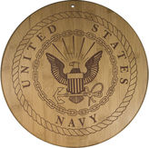 Totally Bamboo Navy Serving Board