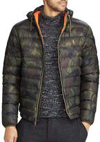 Polo Ralph Lauren Packable Down-Filled Hooded Jacket