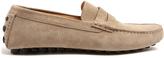 Alexander McQueen Suede loafers