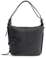 Marc Jacobs The Sling Leather Hobo - Black