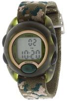 Timex Children's Camouflage Digital Stretch Band Watch Watches
