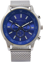 Perry Ellis Blue Mesh Watch