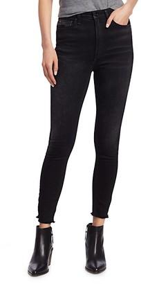 Rag & Bone Jane Super High-Rise Ankle Skinny Jeans