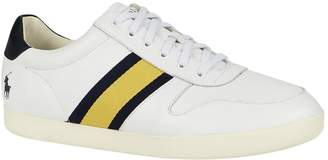 Polo Ralph Lauren Leather Sneakers