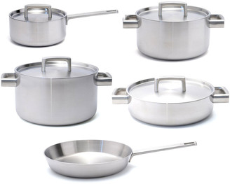 Berghoff Ron 5-Ply 9Pc Cookware Set