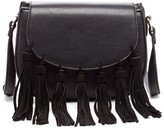 Sole Society Exie mini fringe shoulder bag