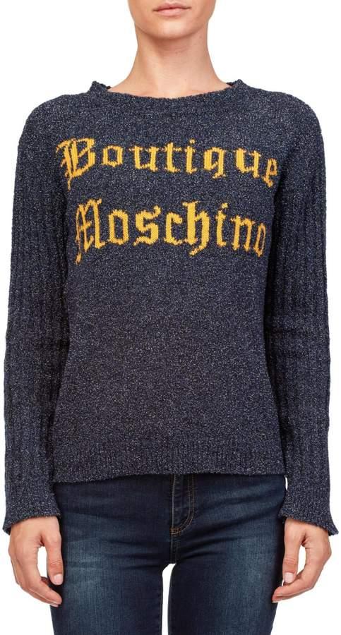 9a52bf91a37 Wool Blend Sweater