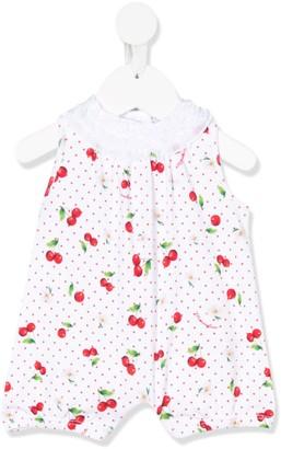 MonnaLisa Cherry Print Body