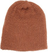Forever 21 FOREVER 21+ Slouchy Waffle Knit Beanie
