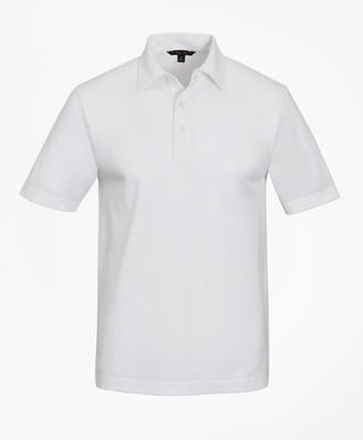 Brooks Brothers Tailored Lightweight Supima Cotton Pique Polo Shirt