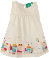 Little Green Radicals Castle In The Sky Dress (Baby) - Multicolour-6 Months