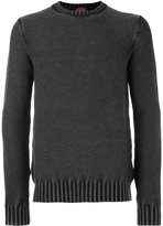 Tod's textured knit jumper