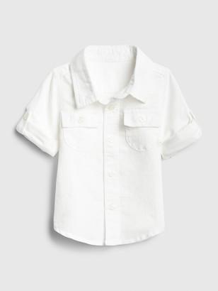Gap Baby Linen Shirt