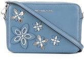 MICHAEL Michael Kors Jet Set crossbody bag - women - Leather - One Size