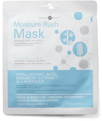 Beyond Belief Moisture Rush Mask