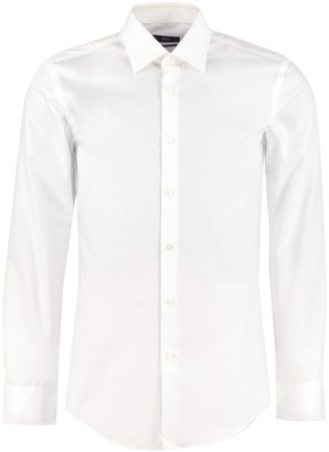 HUGO BOSS Jango Slim Fit Cotton Shirt