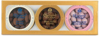 Charbonnel et Walker Cocoa Dusted, Sea Salt And Pink Himalayan Almonds Gift Set 360G (3X120G)