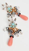 Elizabeth Cole Darcey Earrings