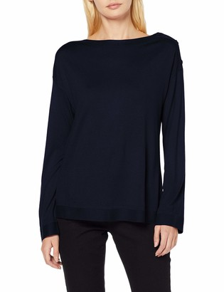 Benetton Women's Basico 1 Woman Long Sleeve Top