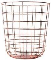 Menu Metal Wire Storage Bin