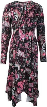 Isabel Marant Robe printed dress
