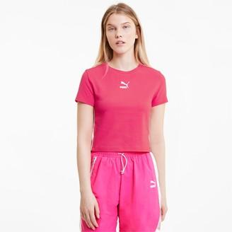 Puma Classics Women's Cropped Top