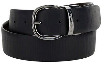 Ermenegildo Zegna Reversible Buckle Belt