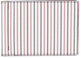 Thom Browne Striped Money Clip