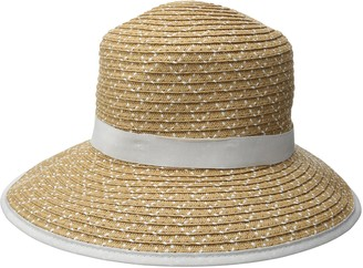 Physician Endorsed Women's Pitch Perfect Straw Sun Hat Rated UPF 50+ for Max Sun Protection