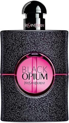 Saint Laurent BLACK OPIUM NEON Eau de Parfum, 2.5 oz./ 75 mL