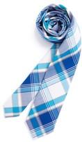 Nordstrom Boy's Plaid Cotton Tie