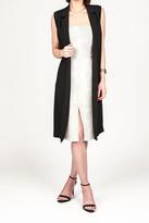 Donna Mizani Vest In Black