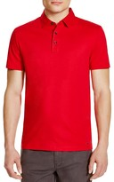 Michael Kors Sleek Logo Polo - Regular Fit