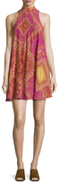 Free People Beaux Printed Shift Dress