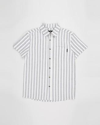 Rusty Magic Eye Short Sleeve Shirt - Teens
