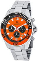 Oceanaut Mens Silver Tone Bracelet Watch-Oc2522