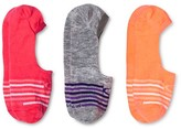 Champion Women's Invisible Liner Socks 3-pack