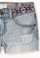 Forever 21 Desert Princess Denim Shorts (Kids)