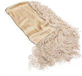 Ralph Lauren Leigh Silk-Blend Throw Blanket