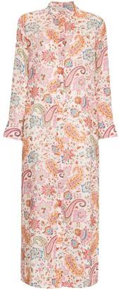 Etro paisley print maxi tunic