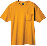 Hanes Beefy-T with Pocket 6.1 oz (Set of 3) (Men's)