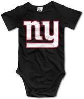 NY Giant - CGH Seven Baby Girl Boy Climb Clothes Romper
