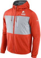 Nike Men's Cleveland Browns NFL Championship Drive Full-Zip Jacket