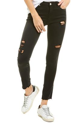 IRO Jarod Used Black Low-Rise Skinny Leg