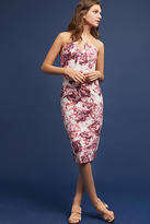 Black Halo Emmy Floral Sheath Dress