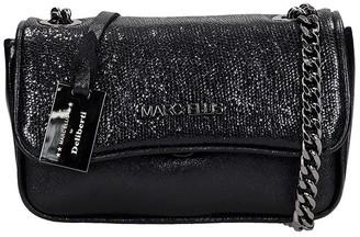 Marc Ellis Brodway S Shoulder Bag In Black Leather