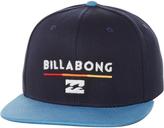 Billabong System Snapback Cap Blue