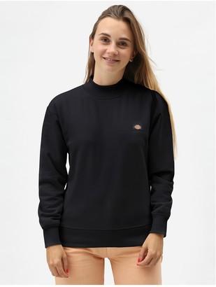 Dickies Black Women Bardwell Sweatshirt - S | black - Black/Black