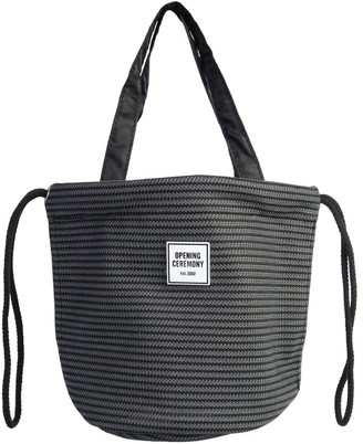 Opening Ceremony Logo Mesh Bucket Bag