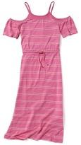 Old Navy Cinched-Waist Off-the-Shoulder Dress for Girls
